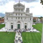 Pisa-Vista dal Battistero