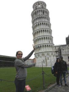 Pisa- Torre pendente