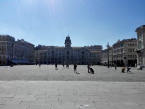Trieste Piazza dell\'Unità