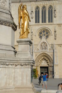 Zagabria La Cattedrale