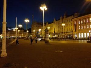 Zagabria by night