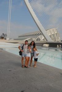 Valencia: Ciutat de les Arts i les Ciències