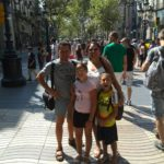 Barcellona-La Rambla