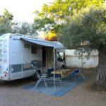 Camping a Toledo