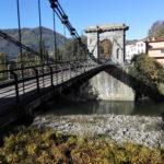 Ponte delle Catene a Chifenti