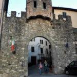 Porta antica di Barga
