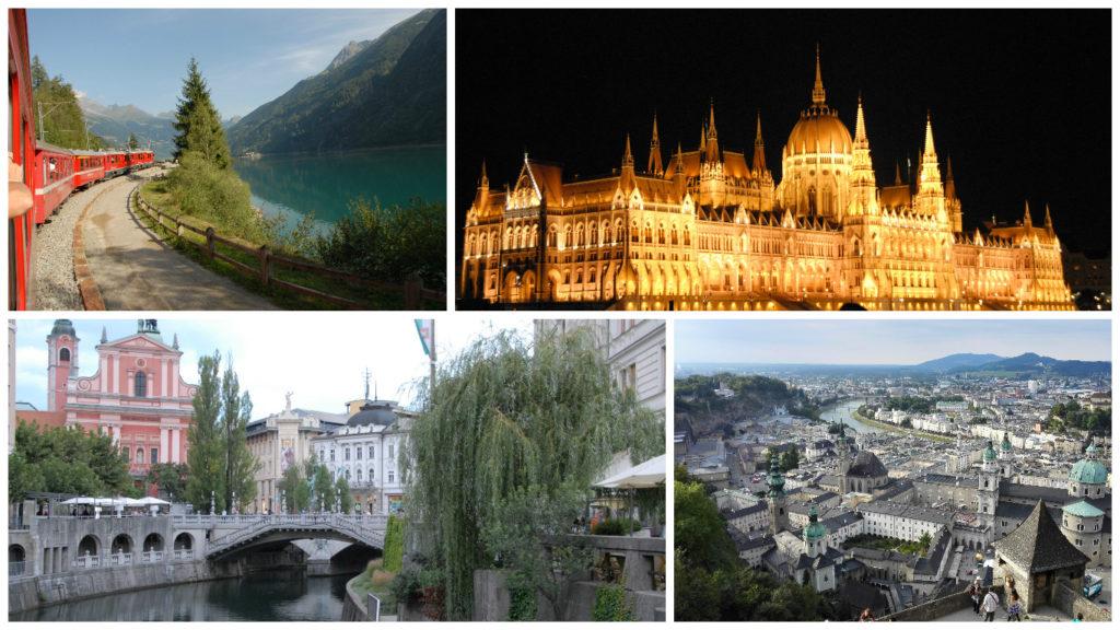 collage-austria