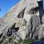 Castelmezzano-gradinata normanna