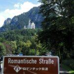 Verso i Castelli della Baviera