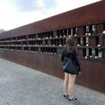 Berlino - memoriale dei caduti del Muro