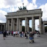 Berlino- Porta di Branderburgo