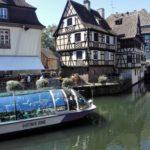 Strasburgo-Gita in battello